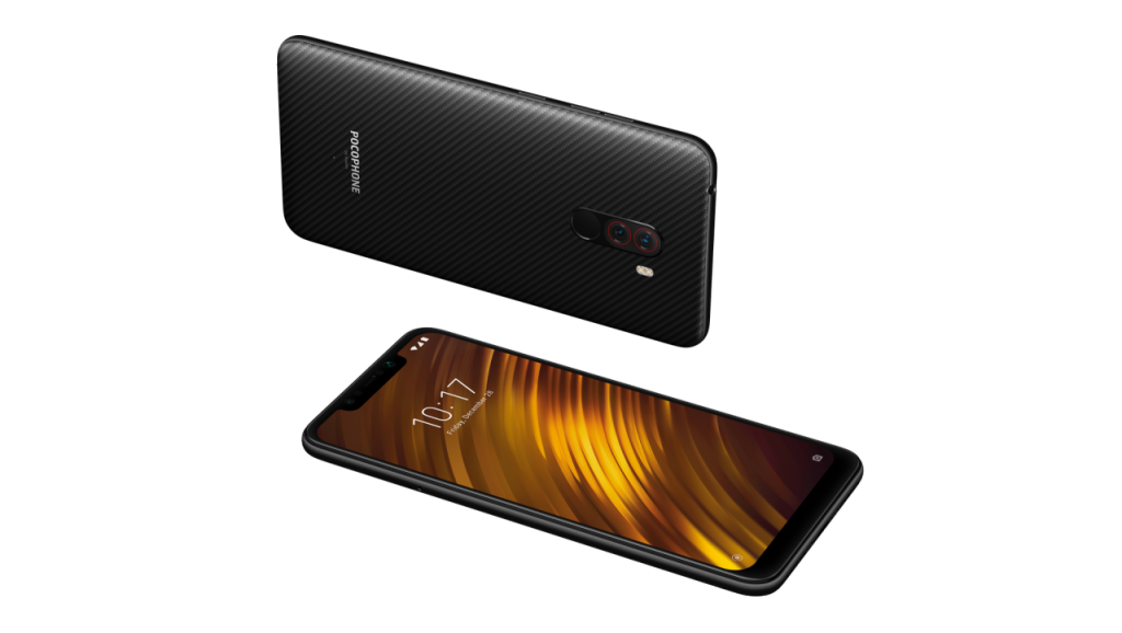 Pocophone F1 presented