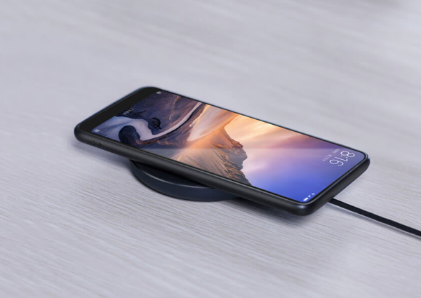 Xiaomi presents a new wireless charger