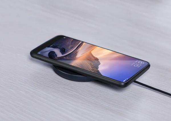 Xiaomi уяўляе новае бесправоднае зарадная прылада
