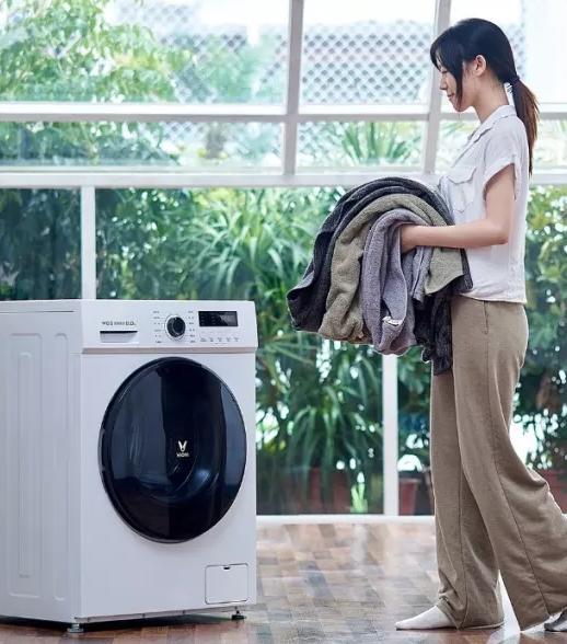 Інтэлектуальная пральная машына Viomi