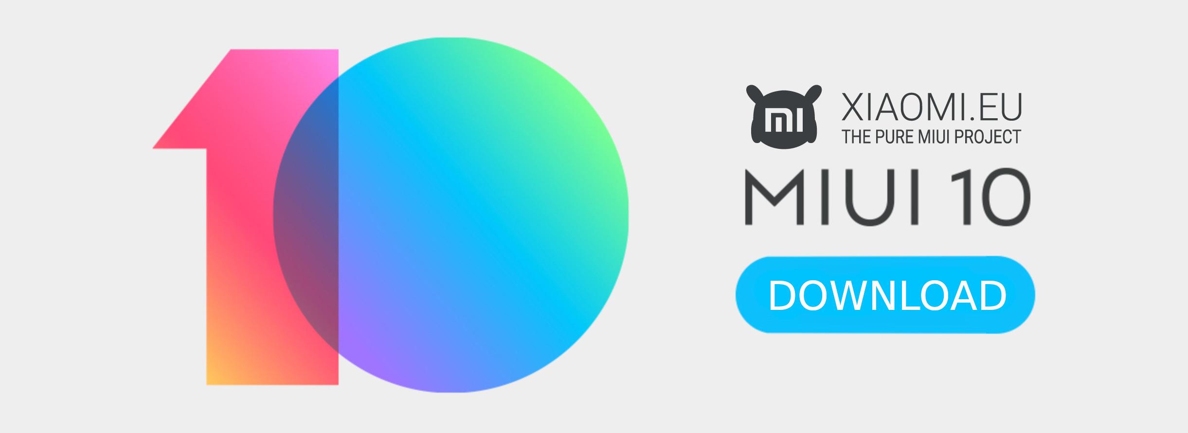 Xiaomi Mi-8 bo'yicha Xiaomi.eu / Miuipolska