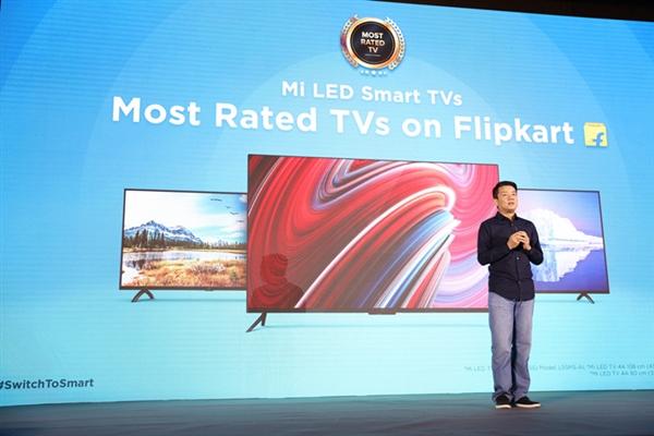 Οι τηλεοράσεις Xiaomi αγοράζονται περισσότερο στην Κίνα και την Ινδία