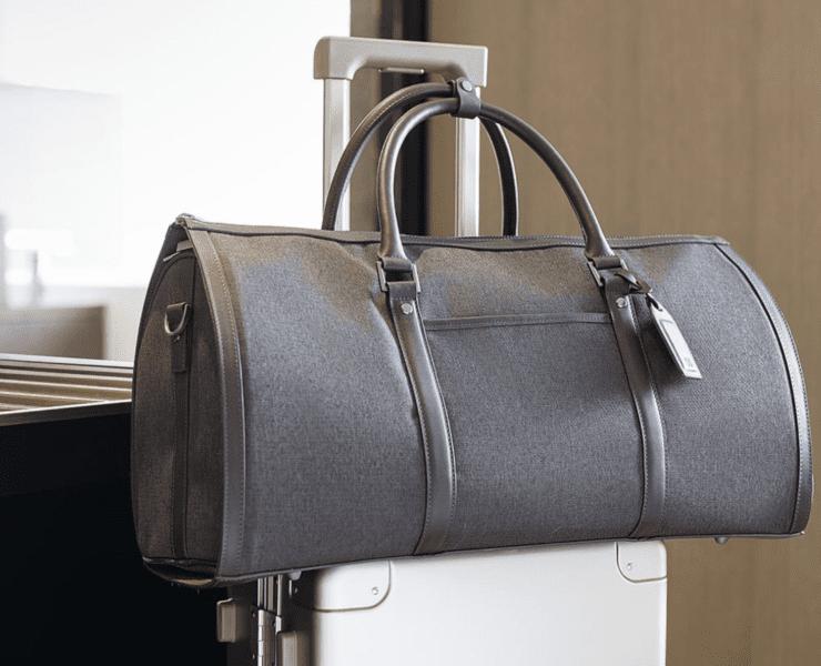 90Fun prezentuje stylową torbę podróżną