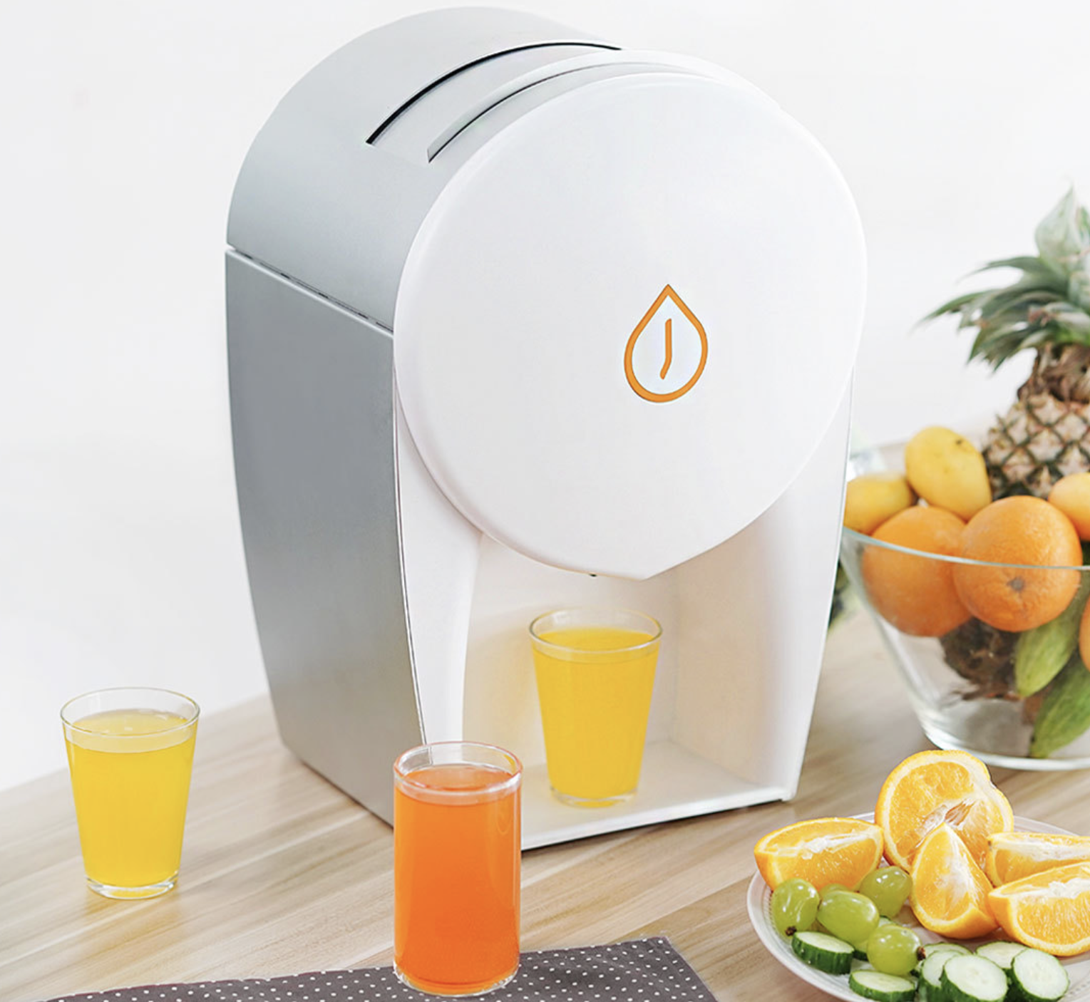 Xiaomi starts cooperation with a new company and presents a juicer