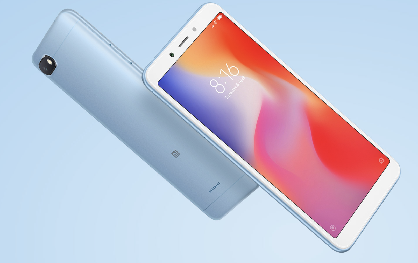 Xiaomi Redmi 6 та 6A продаються в Іспанії