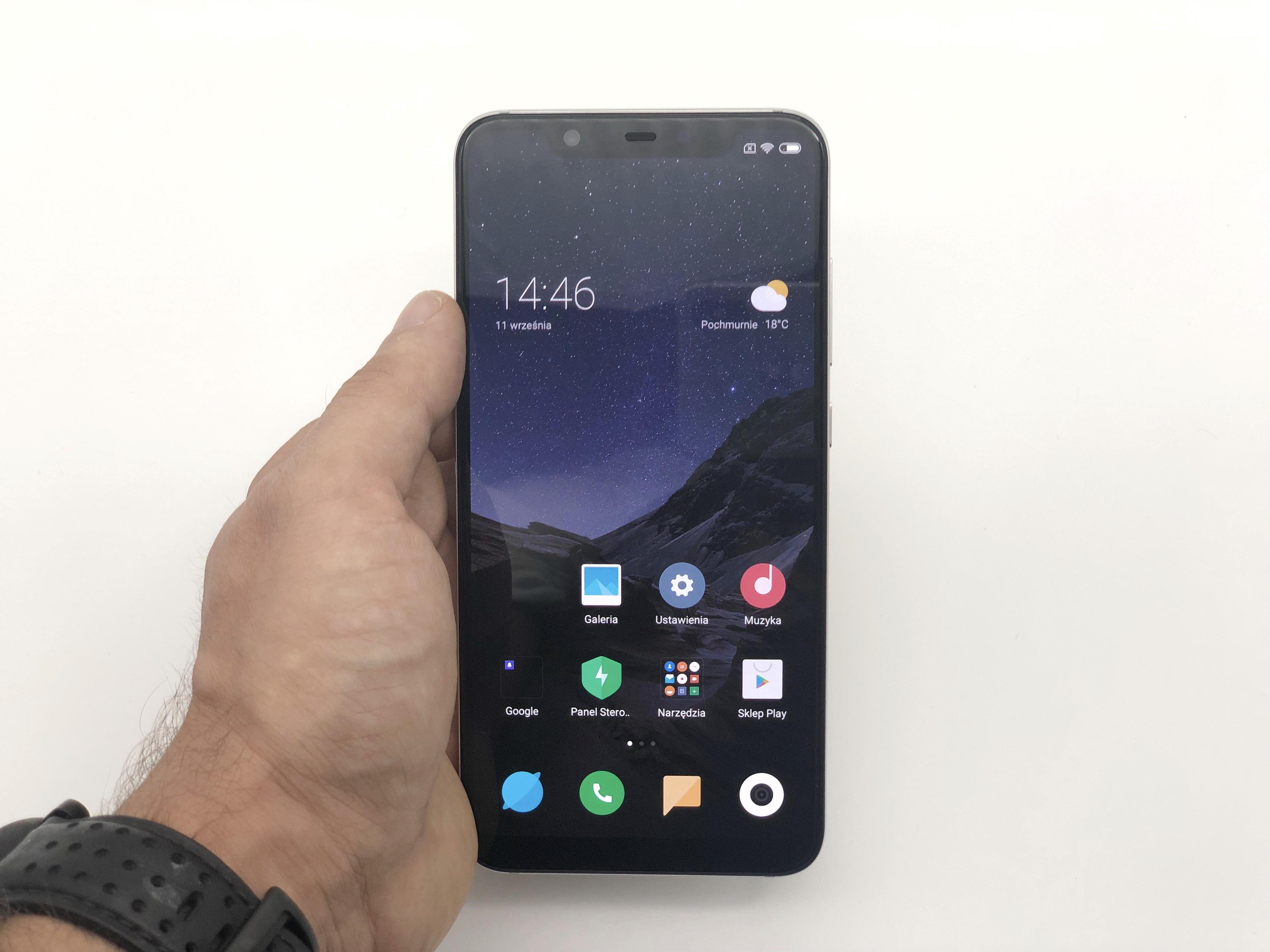 Revisión de Xiaomi Mi 8