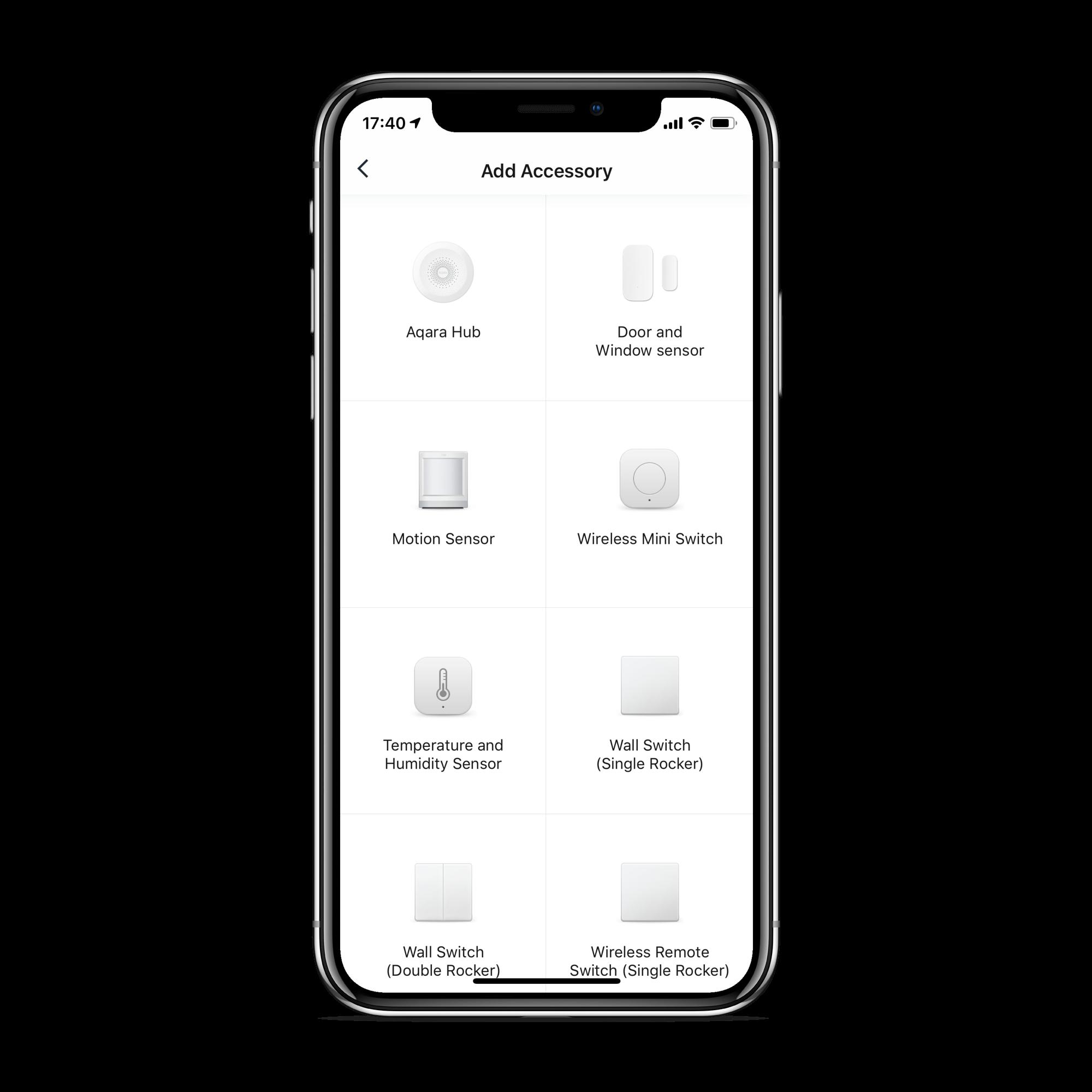 Aqara Gateway working with Apple HomeKit [unpacking]