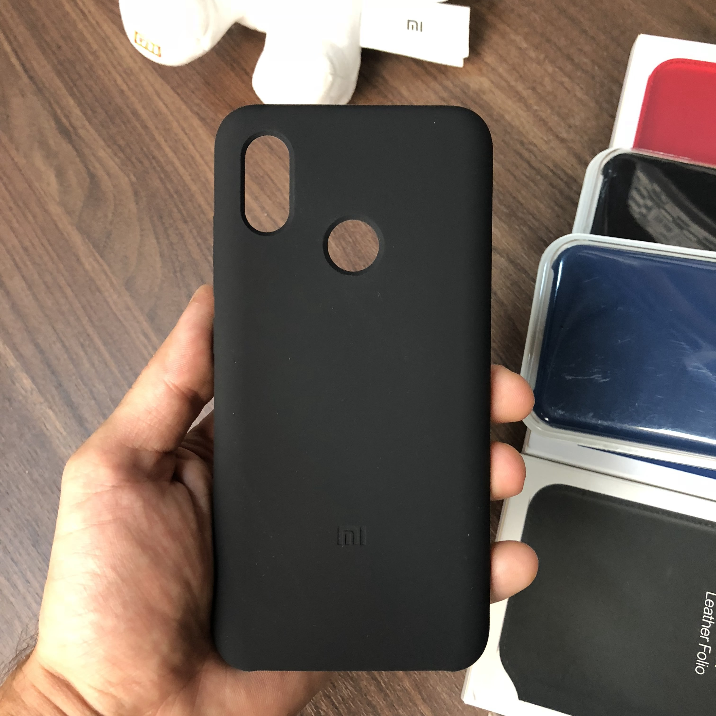 Original case for Xiaomi Mi 8