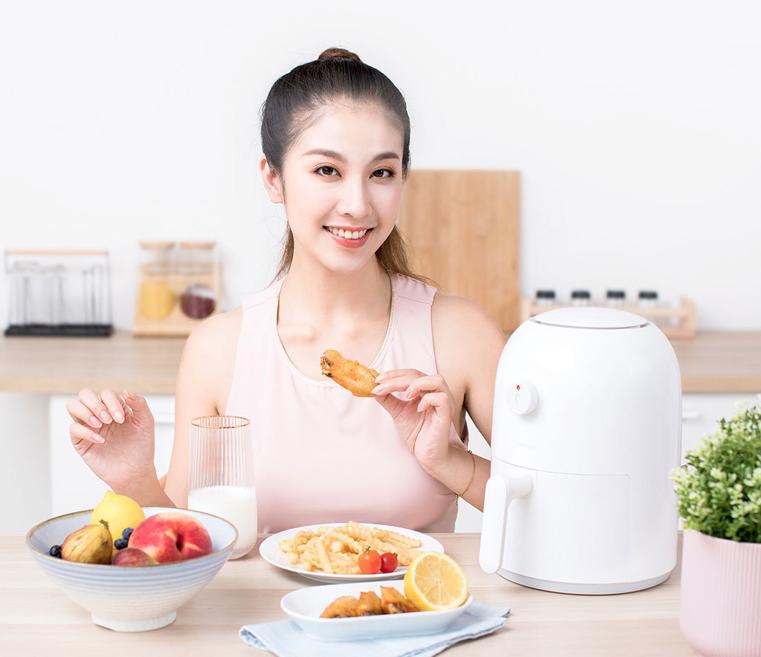 Onemoon est la première friteuse sans huile de Xiaomi