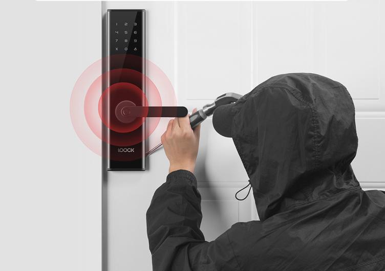 Xiaomi Loock Smart Door Lock Q2 on Youpin platfrom