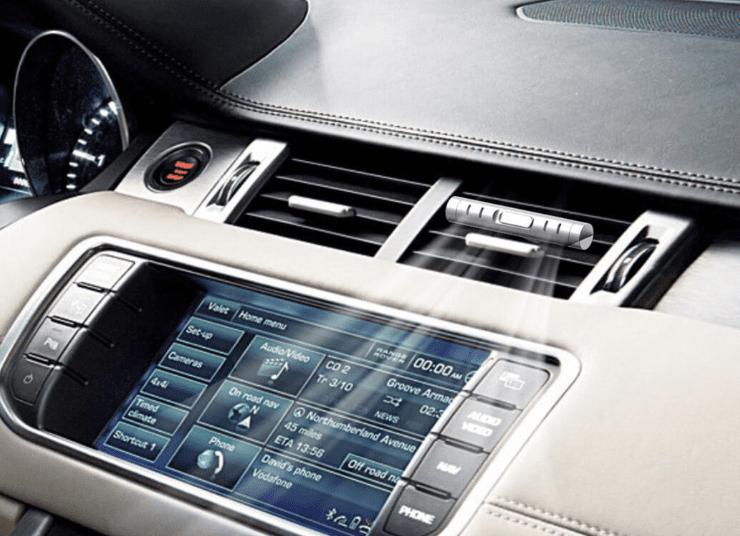 Odświeżacz powietrza z aromaterapią do samochodu