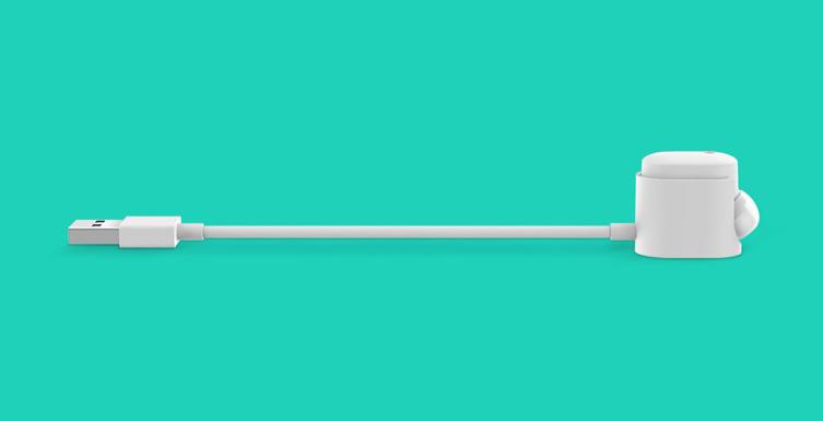 Xiaomi présente ses écouteurs dans le style d'Apple Airpods
