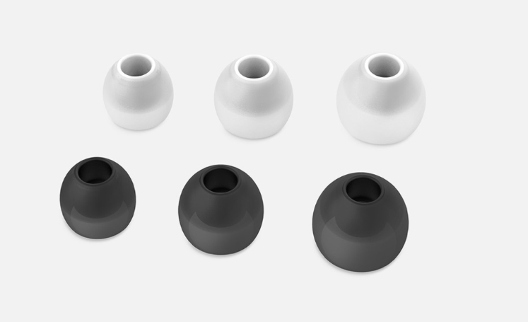 Xiaomi menghadirkan headphone-nya dalam gaya Apple Airpods