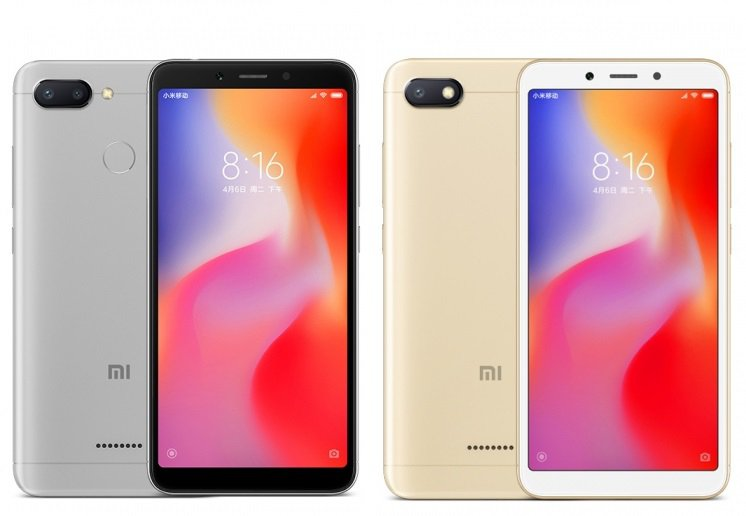 Xiaomi реое реое 6A 6 і 10 атрымаць MIUI стабільнай версію