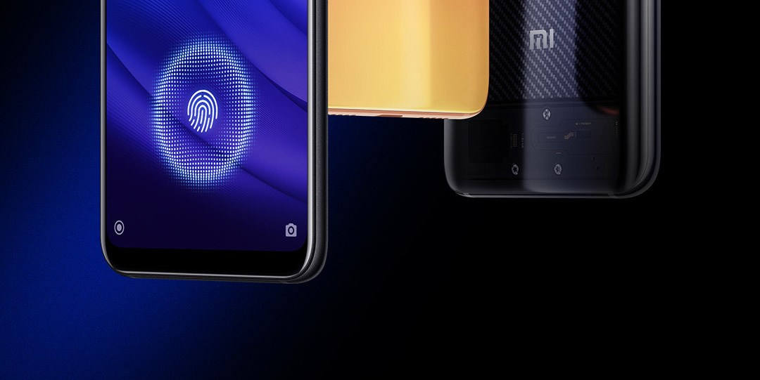 The Biggest Novelty In Mi 8 Pro Is Fingerprint Reader Located Under Display Same Explorer Edition