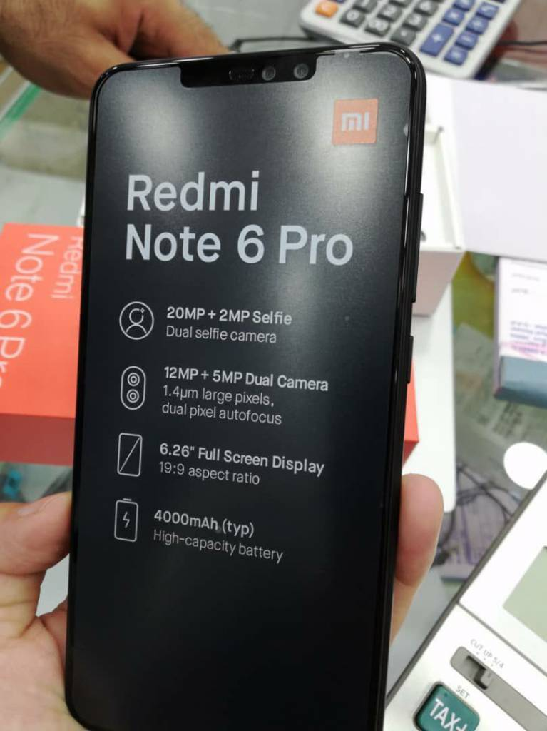 Redmi Note 6 Pro will be the budget king