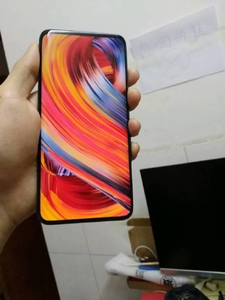Xiaomi Mi Mix 3 tanggal resmi