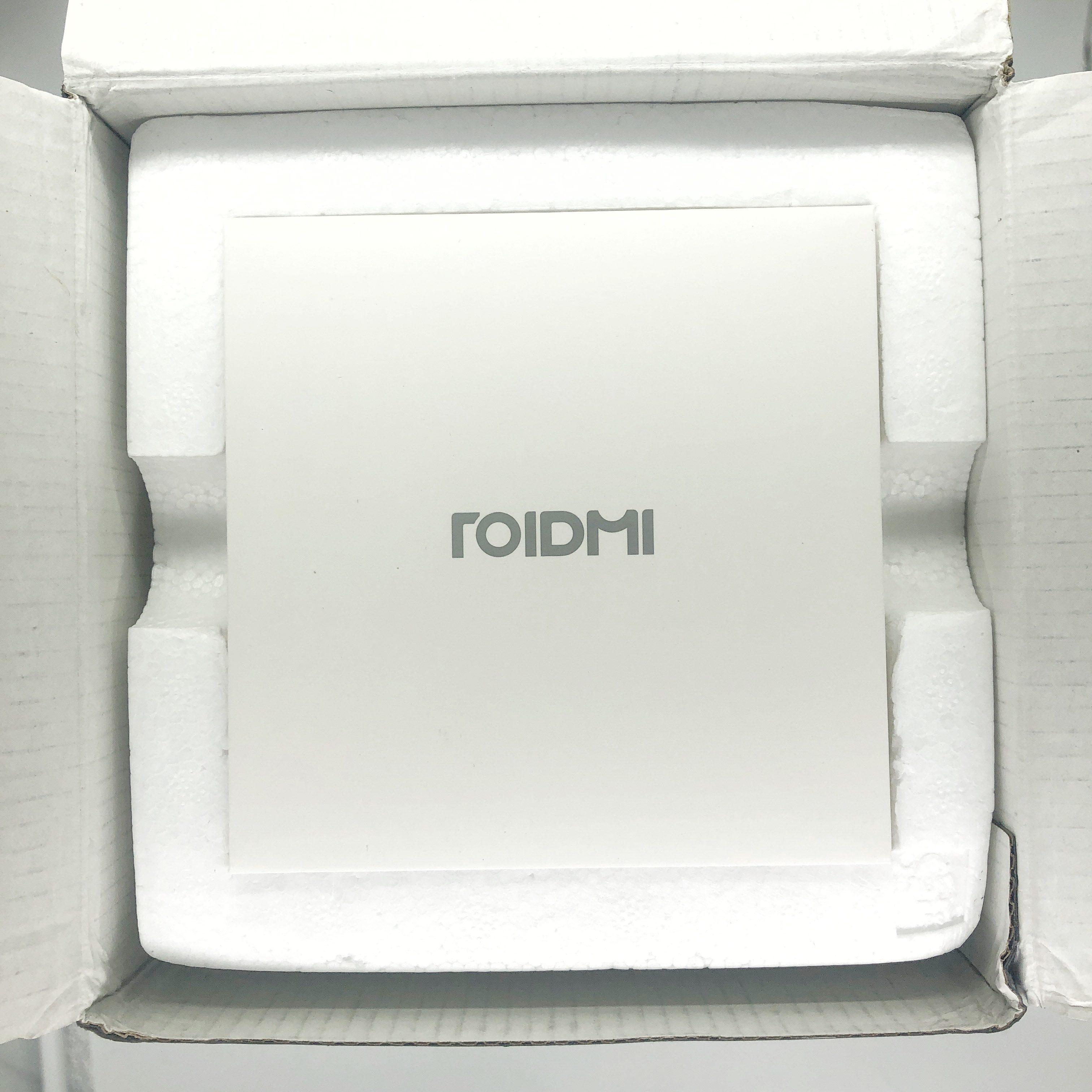 Xiaomi Roidmi Car Purifier OLED [rozpakowanie]