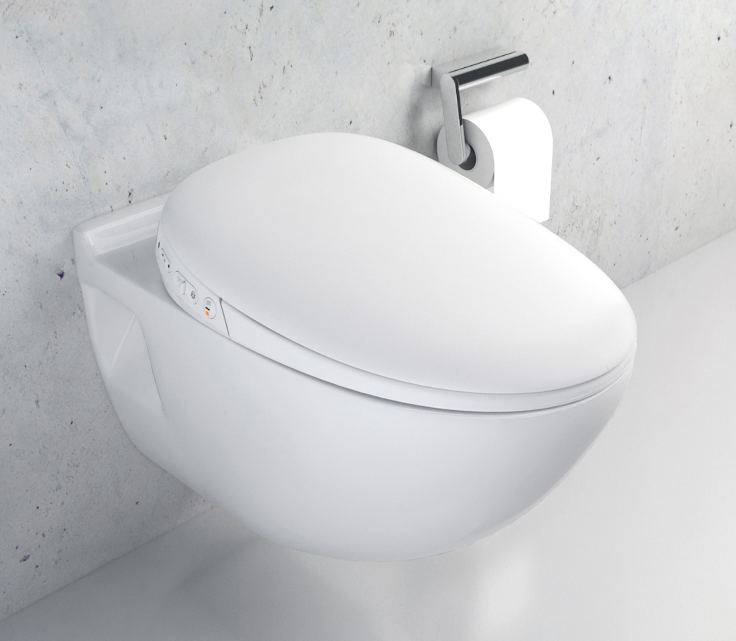 Whale Wash Smart Toilet Pro