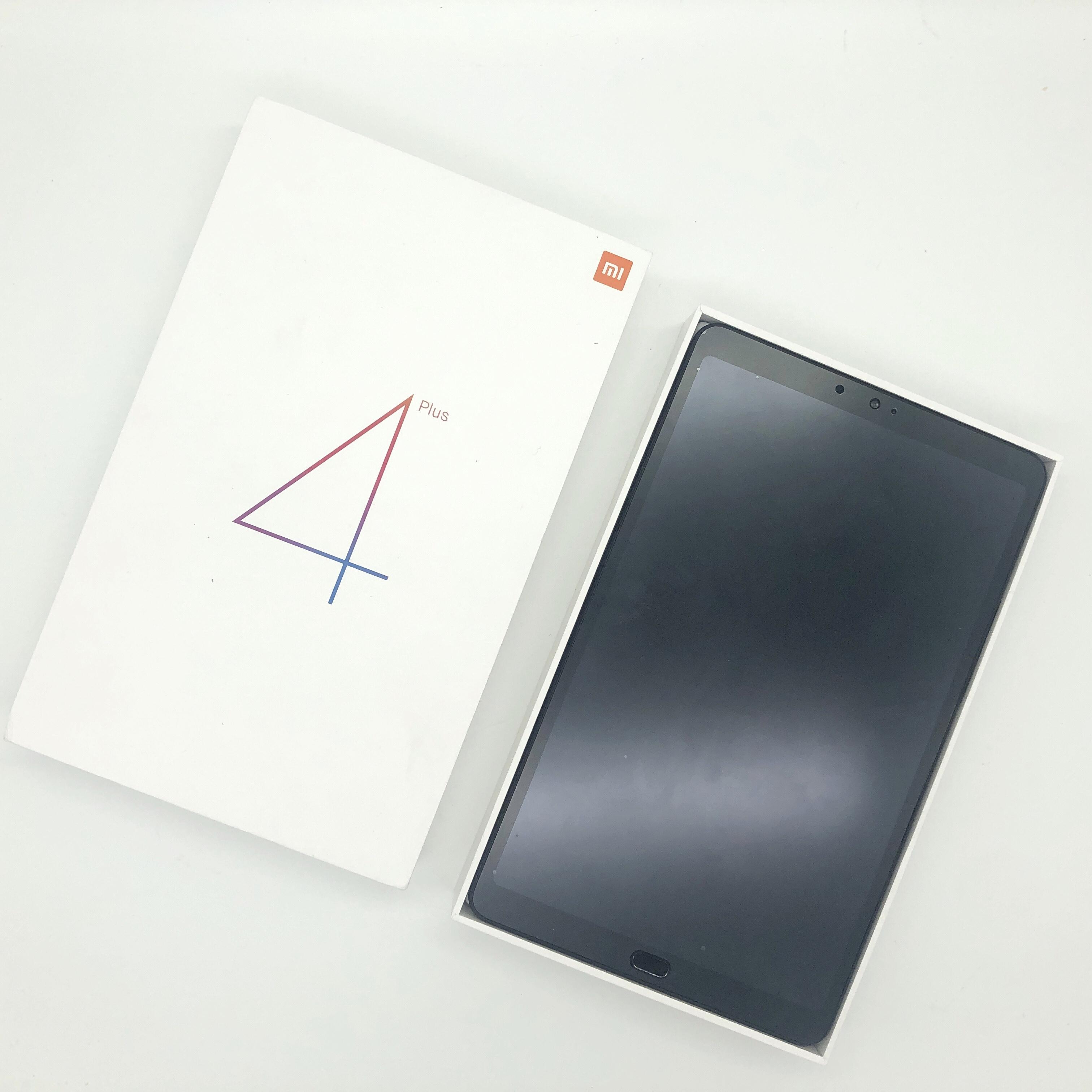 Xiaomi Mi Pad 4 Plus 4G [desempaquetando]
