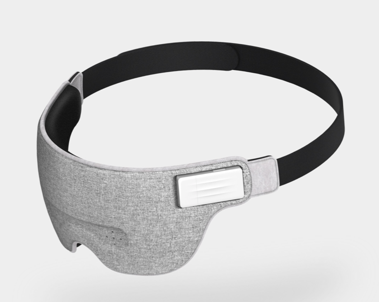 New eye band from Xiaomi that will help you fall asleep.