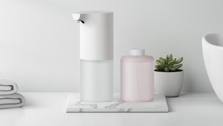 Druga wersja automatycznego dozownika mydła