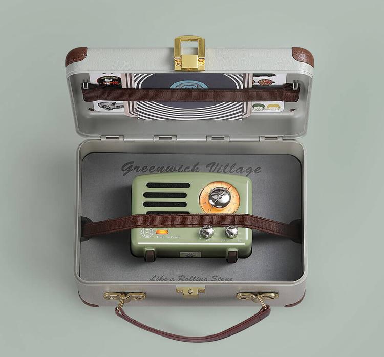 Bluetooth Lautsprecher FM Xiaomi Mijia Elvis Presley