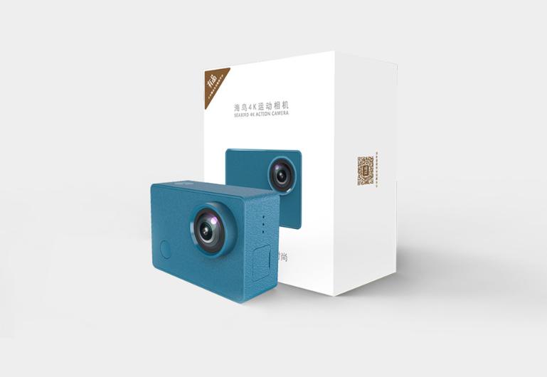 Seabird 4K ist eine neue Sportkamera