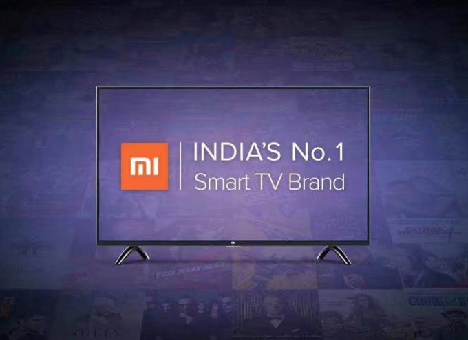 Les téléviseurs Xiaomi en Inde se vendent très bien