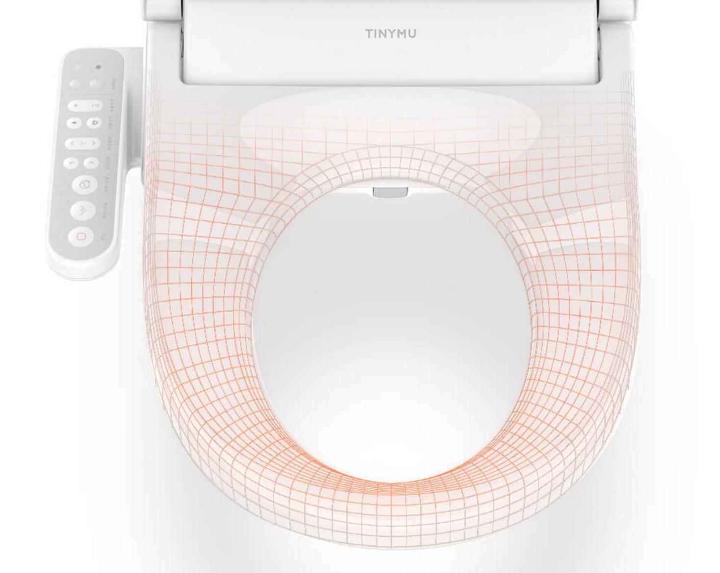 Xiaomi запускае стульчак з памочнікам голасам