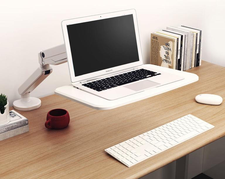 Loctek机械臂,您可以将笔记本电脑放在最佳位置