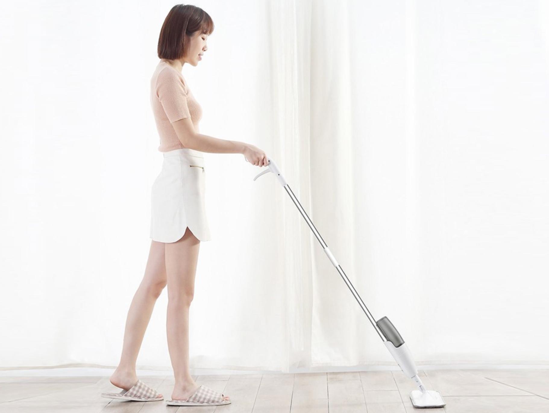 Ręczny mop do czyszczenia od marki Deerma