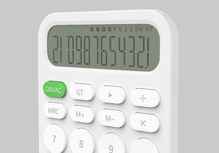 """Xiaomi kolejny raz """"dubluje"""" nowy produkt, tym razem kalkulator"""