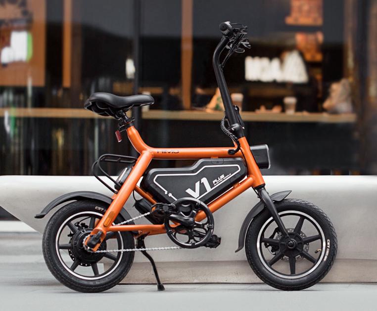 Himo V1 Plus Ha Migliorato La Bici Elettrica Per 317