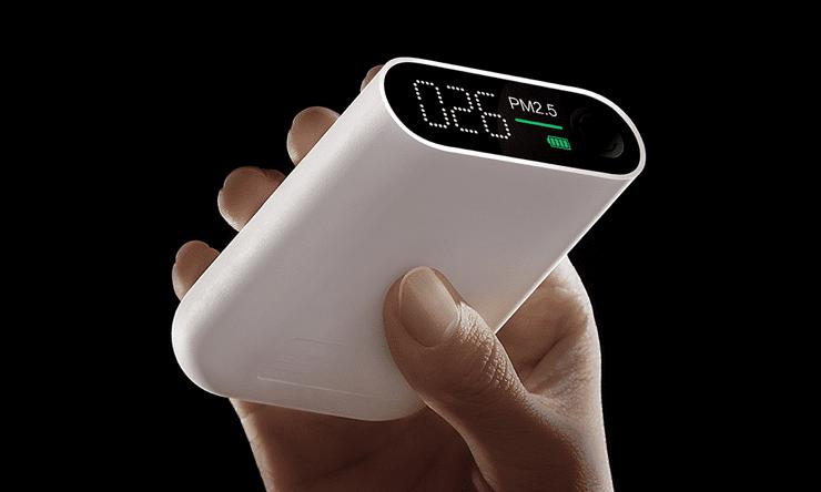 Nowy czujnik jakości powietrza Smartmi