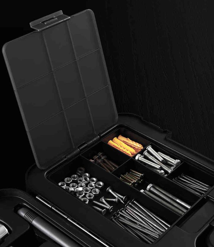 Zestaw narzędzi dla majsterkowiczów MIIIW od Xiaomi