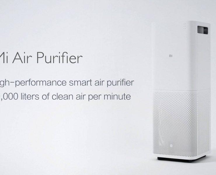 6 listopada Xiaomi zaprezentuje nowy oczyszczacz powietrza
