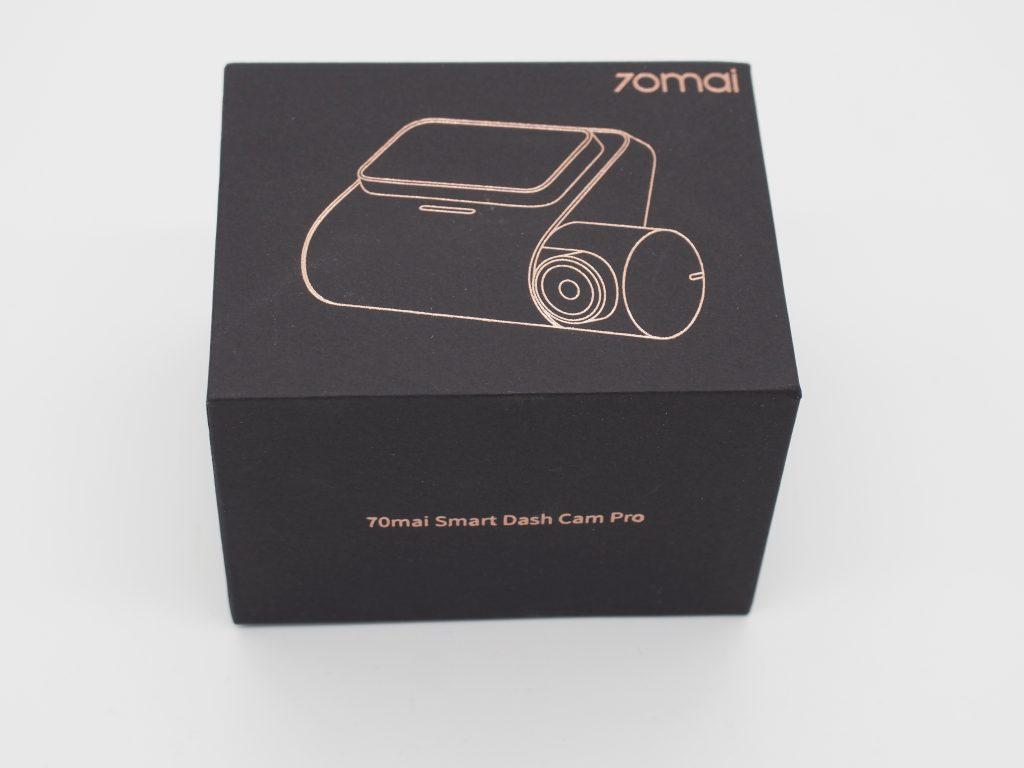 70mai Dash Cam Pro 1944P [rozpakowanie]
