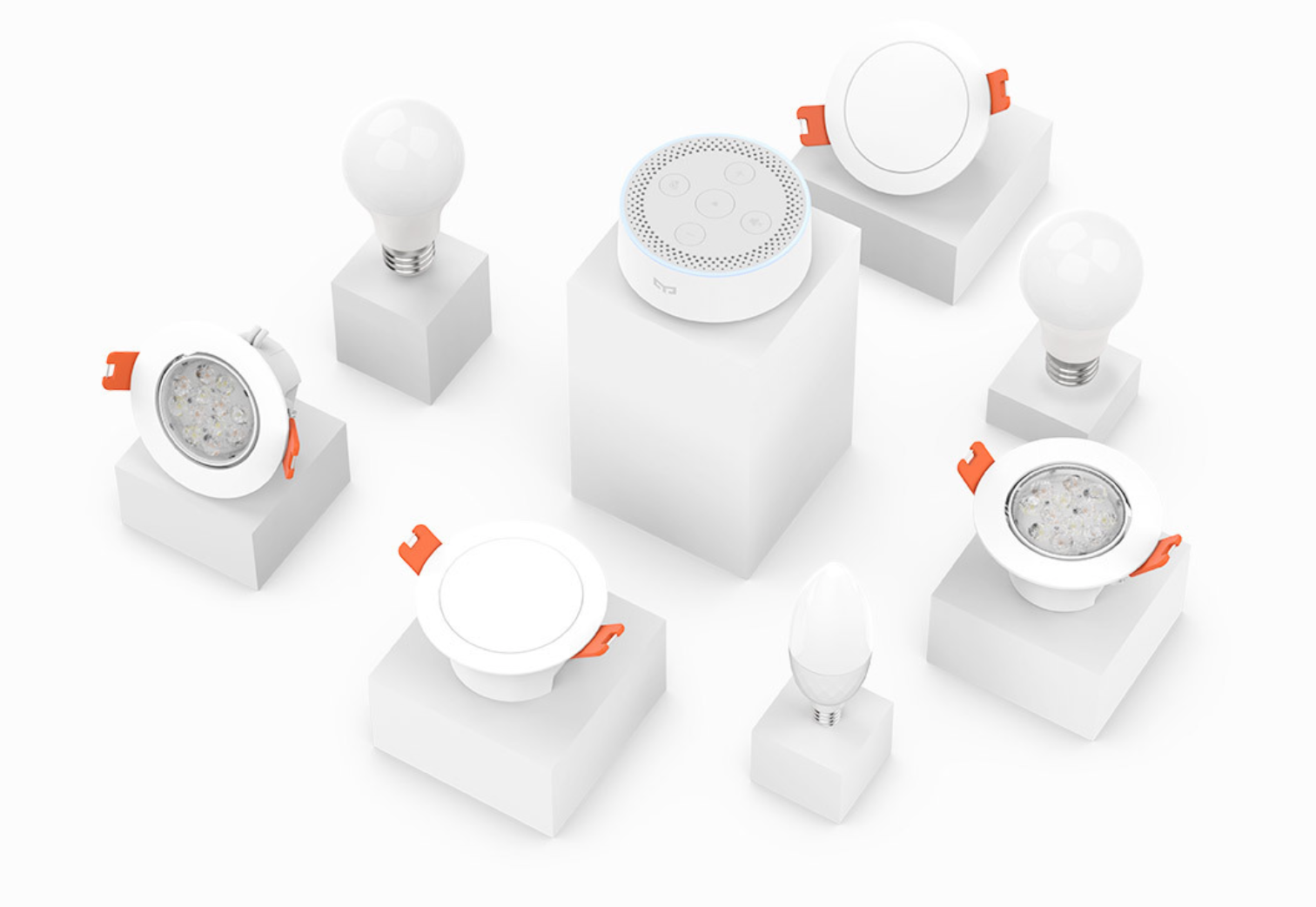 Yeelight Mesh a new set of light bulbs on the Xiaomi offer