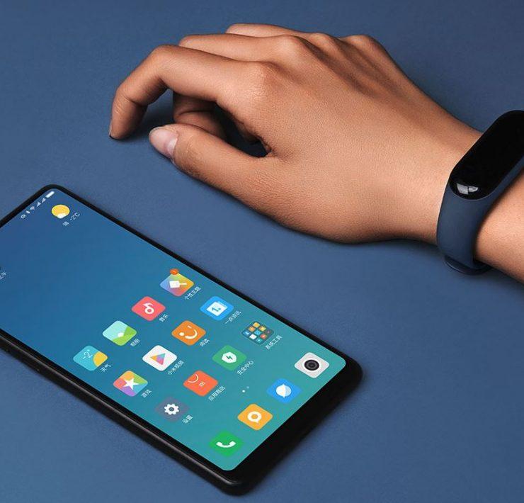 Opaska Xiaomi Mi Band 3 otrzymała nową funkcję