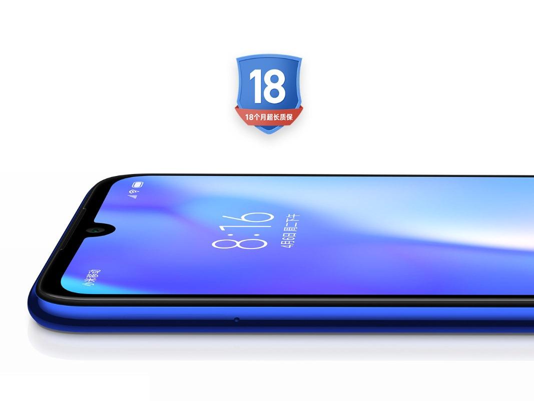 Redmi Note 7 suya və toza davamlıdır, lakin Xiaomi bu zəmanət üçün nəzərə almır
