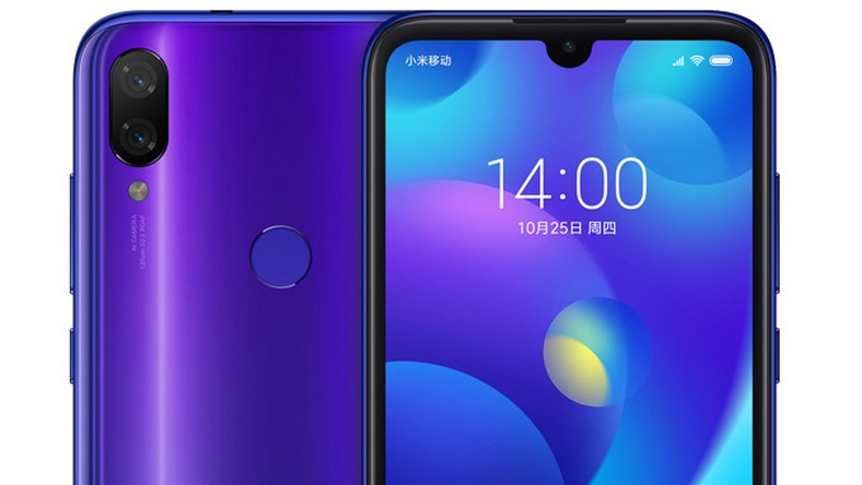 Download Wallpapers From The New Redmi Note 7 Or Xiaomi Play