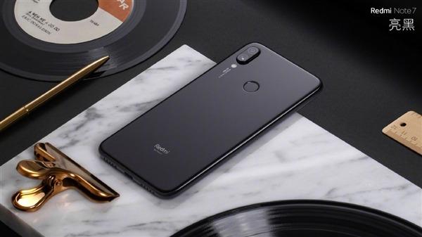 Presentation of Redmi Note 7. The first Redmi smartphone