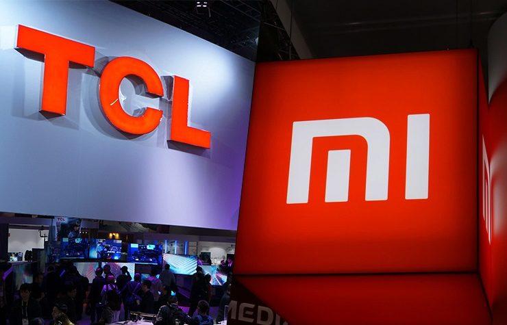 Xiaomi Group kupiło akcję firmy TCL której TV składane są w Polsce