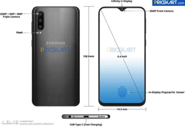 Samsung pracuje nad smartfonem