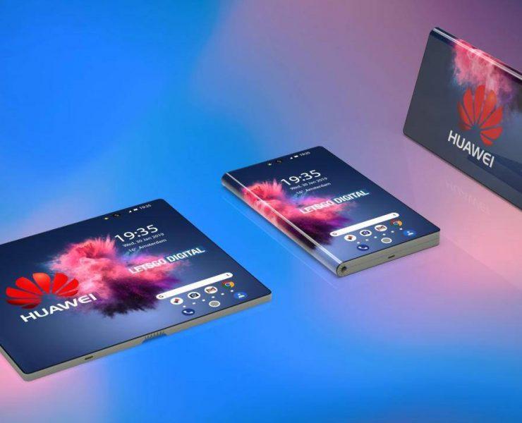 Huawei zaprezentuje pierwszy składany smartfon 24 lutego na MWC