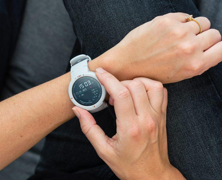Smartwatch Amazfit Verge otrzymuje
