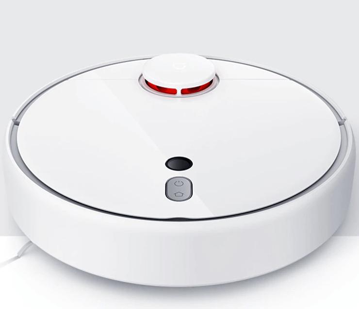 Xiaomi Mi Vacuum 1S z polskiego