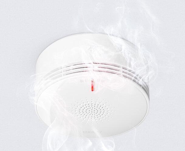 Aqara smoke sensor