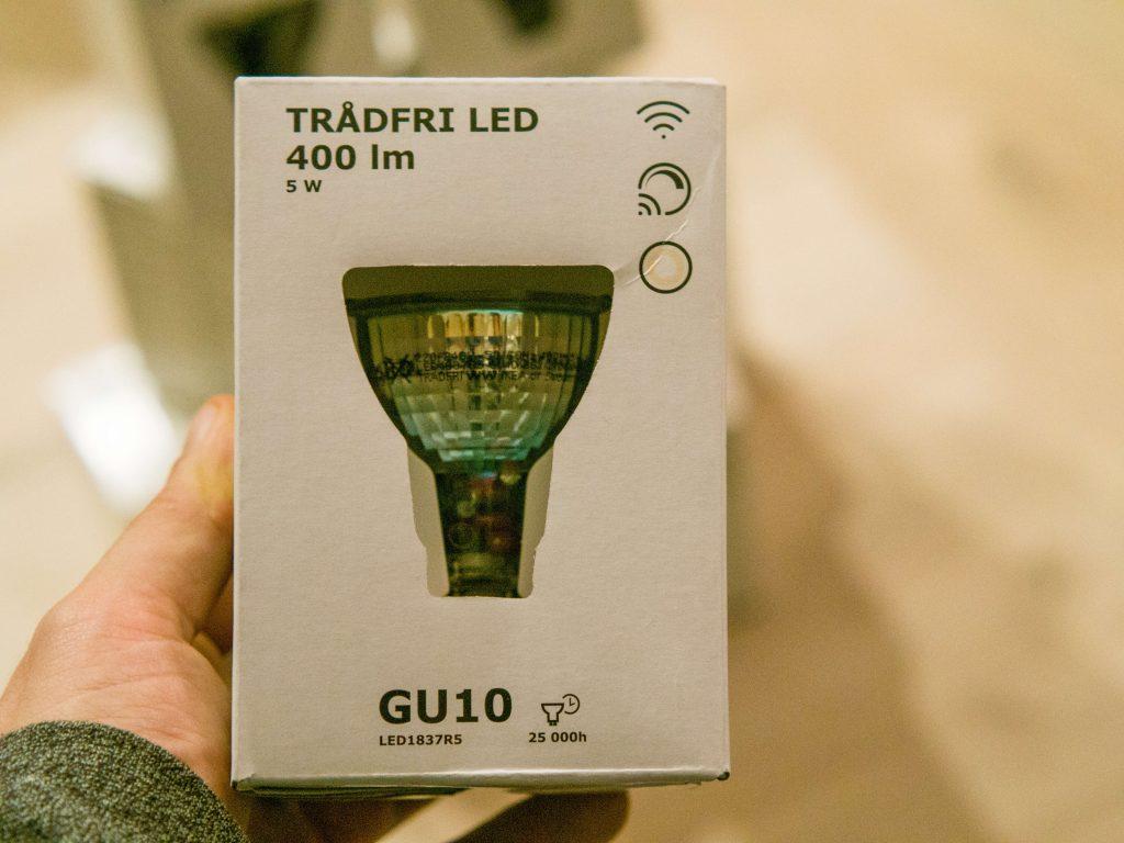 Tradfri LED IKEA Mi Home-1